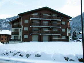 Le Christina - Apartment - Châtel - Exterior - Winter