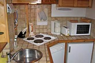 Residence Les Crets Nr.2 - Kitchen