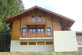 Chalet Sherwood Forest - Les Gets - Exterior - Summer